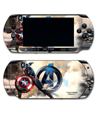 Super soldier - Skin for Sony PSP - Posterboy
