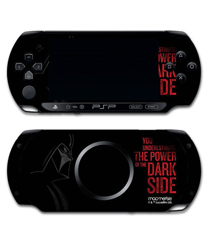 The Dark Side - Skin for Sony PSP - Posterboy