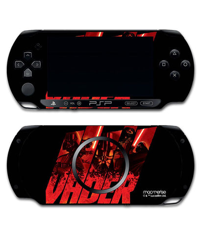 Vader Fury - Skin for Sony PSP