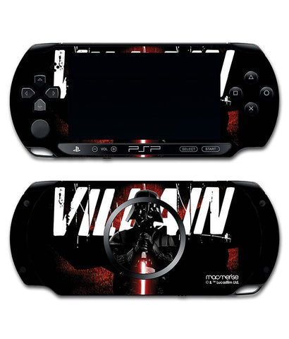 Villian Vader - Skin for Sony PSP - Posterboy
