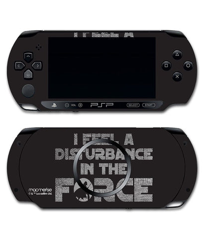 Disturbance in the Force - Skin for Sony PSP - Posterboy