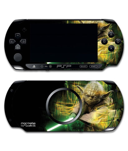 Furious Yoda - Skin for Sony PSP - Posterboy