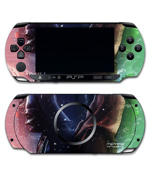 Master and Apprentice - Skin for Sony PSP - Posterboy