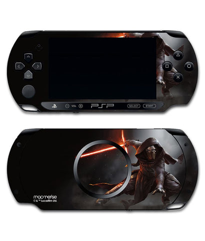 Ren in Action - Skin for Sony PSP - Posterboy