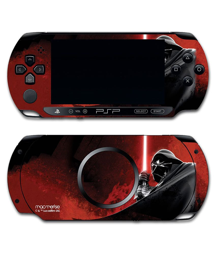 The Vader Attack - Skin for Sony PSP