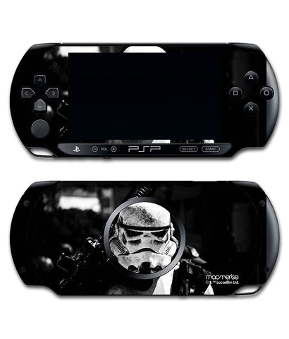 Trooper Arrives - Skin for Sony PSP - Posterboy