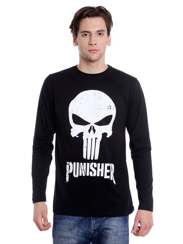 The Punisher Full Sleeve T-shirt