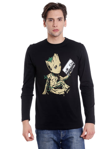 Groot Full Sleeve T-shirt
