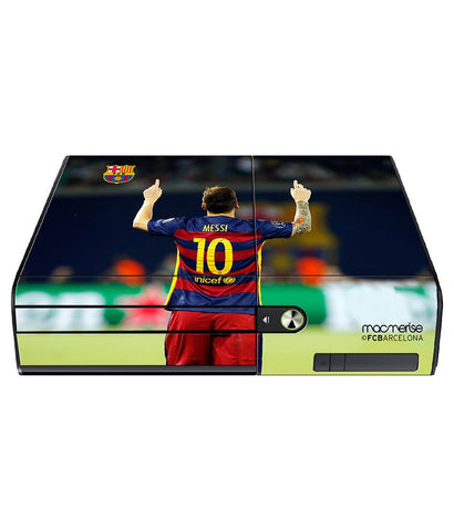 Strike Messi - Skin for Xbox 360 - Posterboy