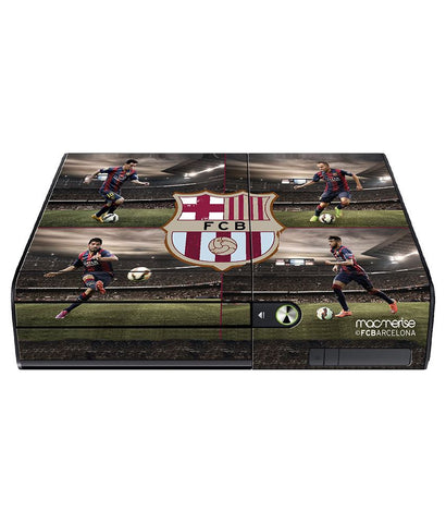 Team FCB - Skin for Xbox 360 - Posterboy
