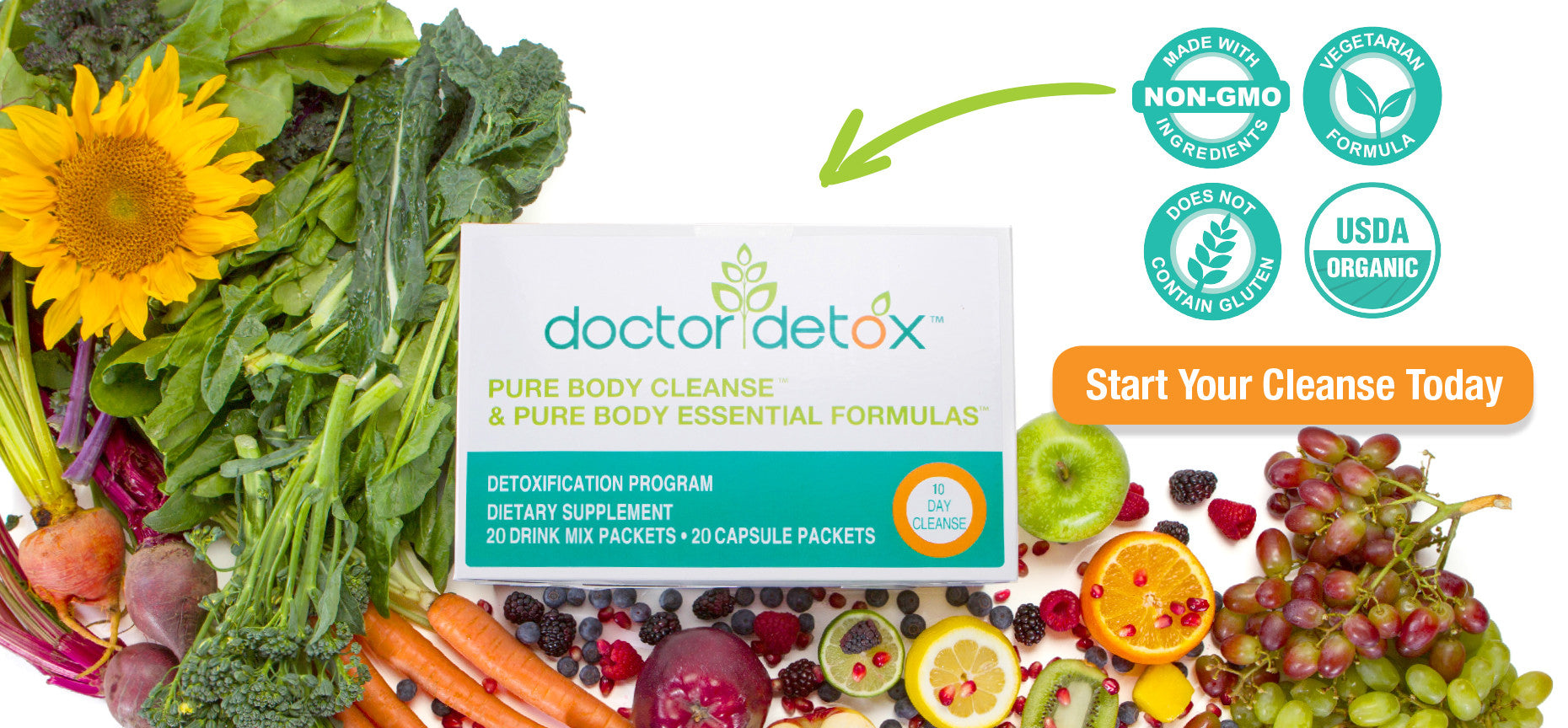 Doctor Detox Cleanse