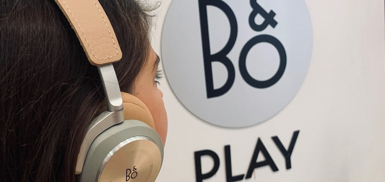 A little friend of ours reviews the Bang & Olufsen H9i Headphones