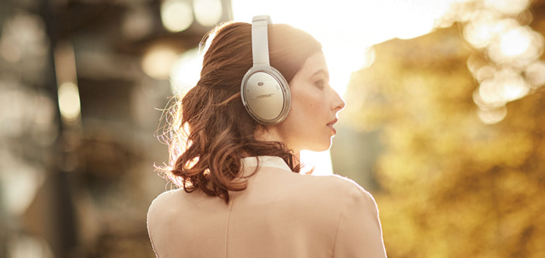It's not worth boarding a flight without a pair of Bose Quiet Comfort 35 II Noise Cancelling Headphones