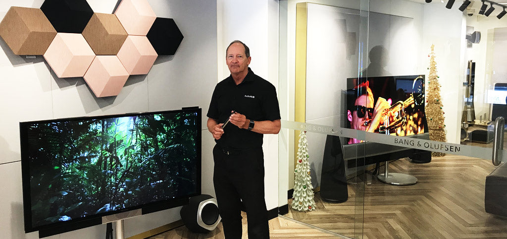 From the biggest Audio-Visual Store in England to opening the first Bang & Olufsen store in Perth - Michael's Story