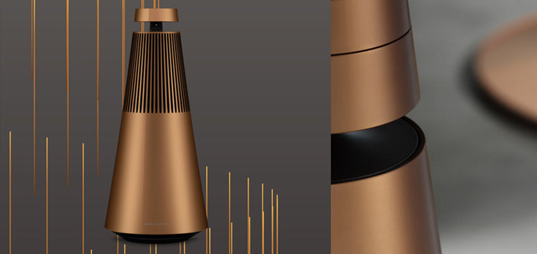 Bang & Olufsen 1 and 2 now featuring Google Assistant (& now available in bronze)