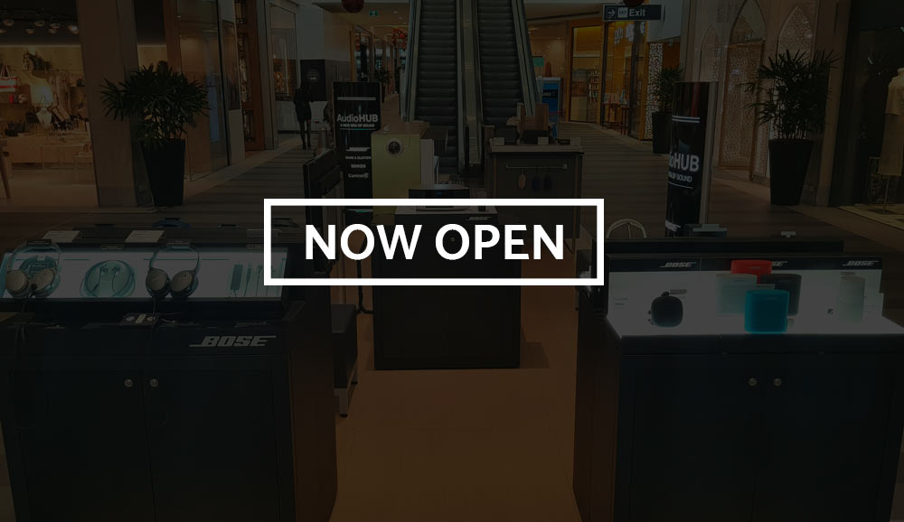 Now Open in the Claremont Quarter