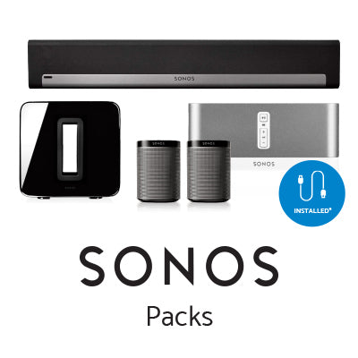 Sonos Voice Control Multi-room Music Pack