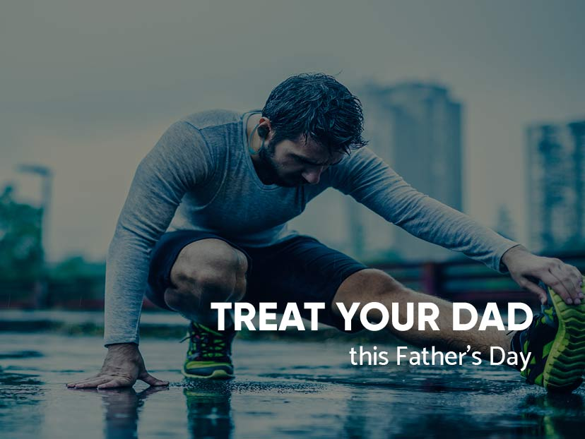 treat your dad