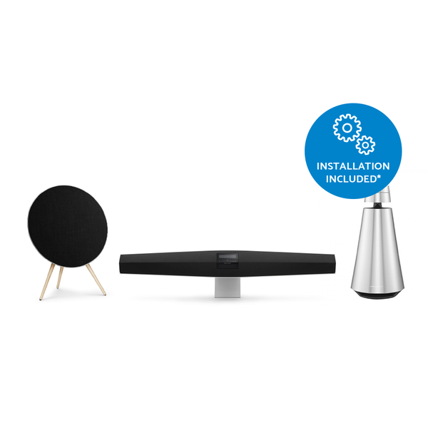 Bang & Olufsen Multi-Room Wireless Music System Pack