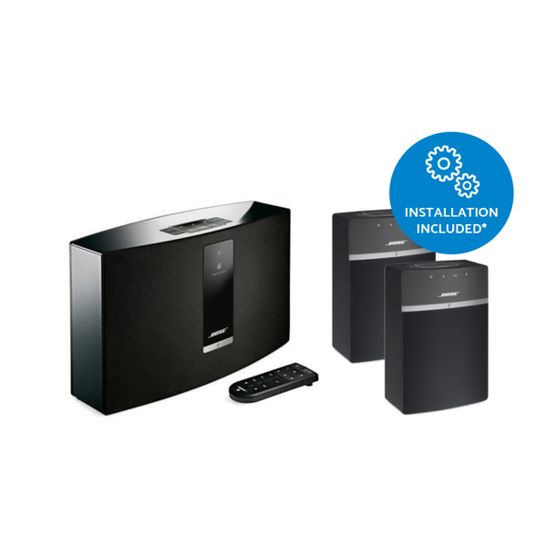 Bose SoundTouch® Multi-Room Music Pack