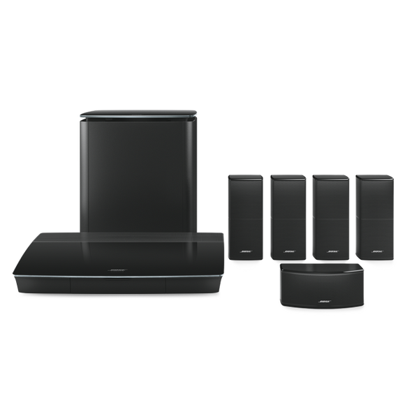 Lifestyle 600 home theatre system - WITH BONUS SoundTouch 10 x 2 + Soundlink headphones