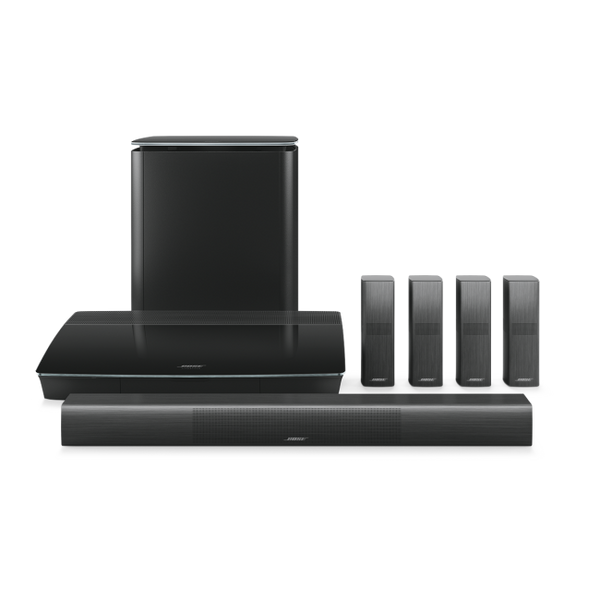 Lifestyle 650 home theatre system - PLUS Bonus SoundTouch 300 Soundbar + SoundTouch 10 Bluetooth Speaker