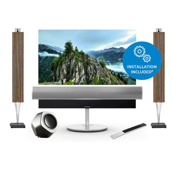 Bang & Olufsen OLED Home Theatre Pack