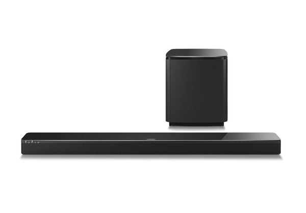 Bose SoundTouch® 300 Soundbar  + Bose Acoustimass® 300 Wireless Base Module - Buy together and pay only $1 for installation and set up (T&C's APPLY)