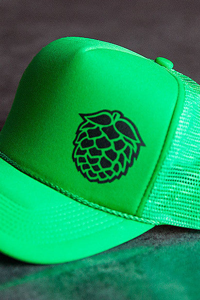 Double Mountain Adjustable Foam Trucker Hat