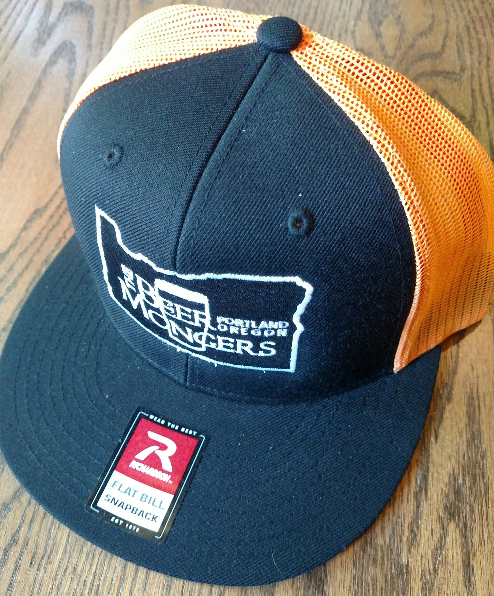 c7bb4bccac167 ... The Beer Mongers Flatbill Trucker Hat (Multiple Colors) ...