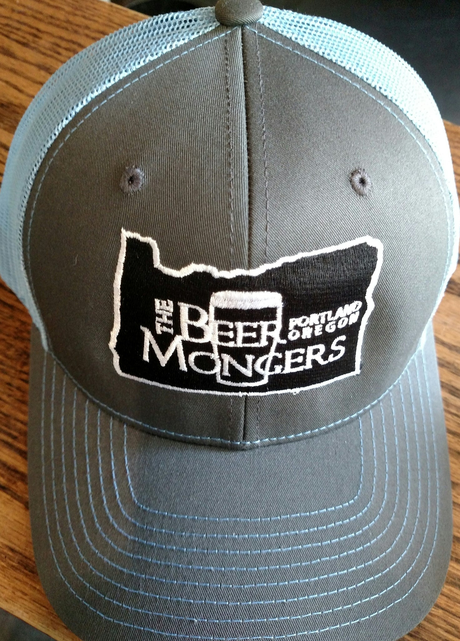 7097ff78b33ac6 ... The Beer Mongers Trucker Hat (Multiple Colors) ...