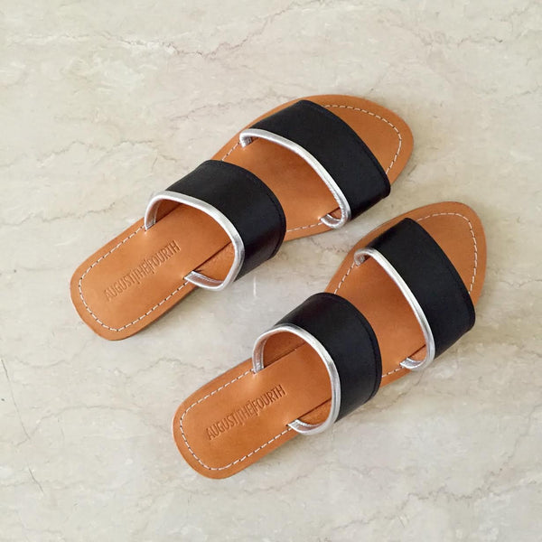 CAPRI Slides - Black & Silver