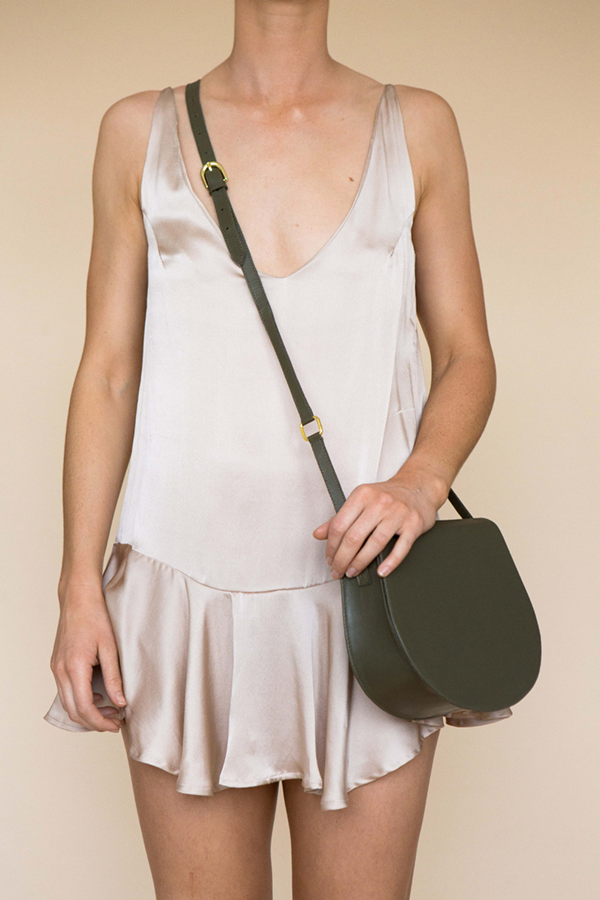 REBECCA CROSS-BODY BAG