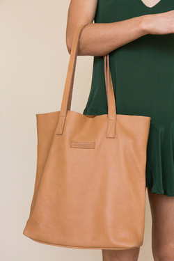 CARRYALL - TAN