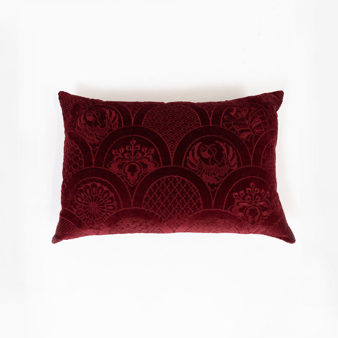 Cushion Ereganto Berry 60x40  Bianca Lorenne