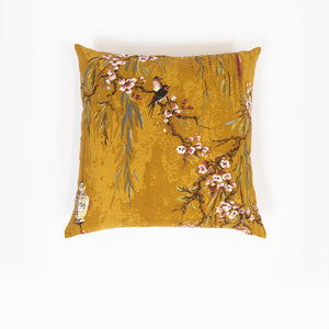 Cushion Chouchin Ochre 50x50 Bianca Lorrenne