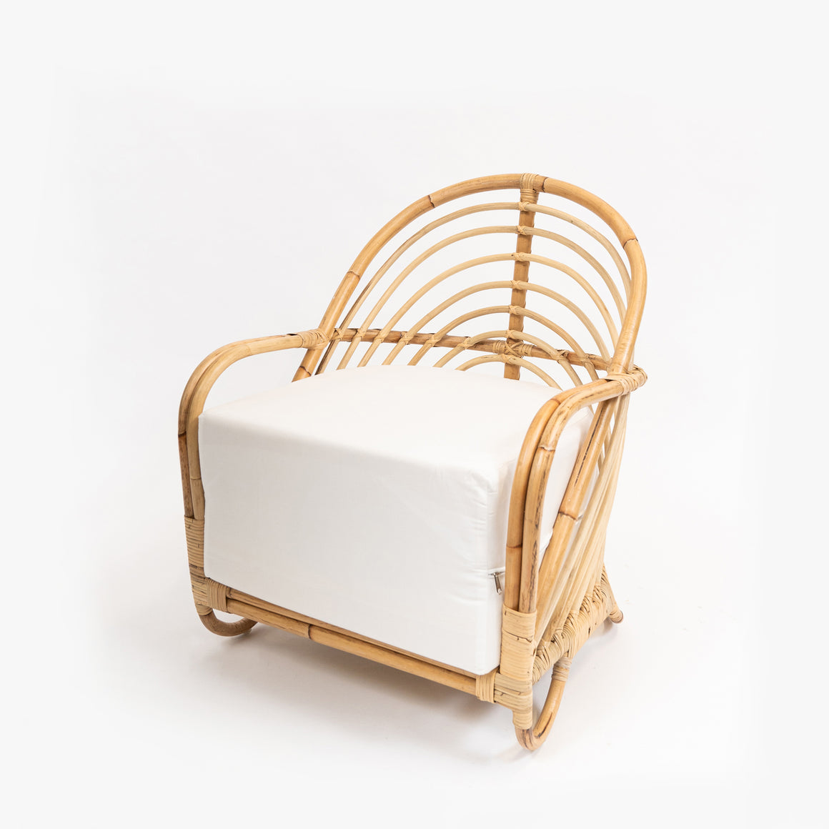 Chair Martini Rattan deep cushion