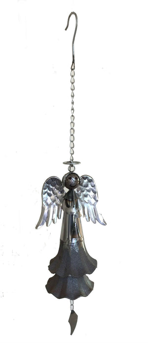 Wind Chime Angel Metal