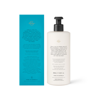 Body Lotion Melbourne Muse