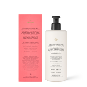 Body Lotion Forever Florence