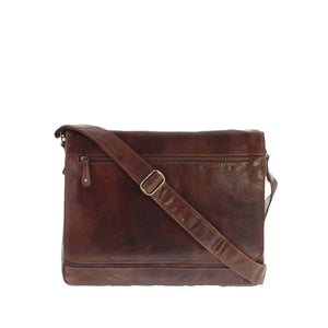 Gabee - Declan Laptop Cognac Bag