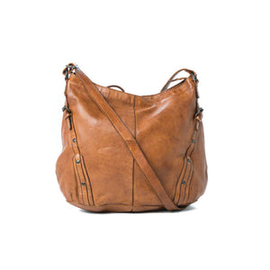 Leather Handbag Sicily Cognac