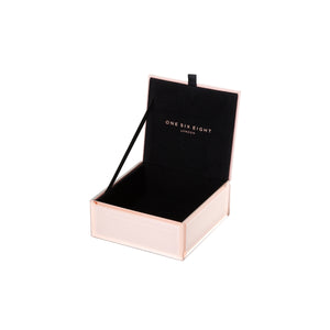 FLORENCE BLUSH SMALL JEWELLERY BOX