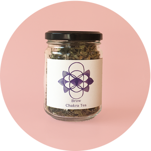 The Botanical store - Tea Brow Chakra Large