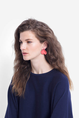 Elk - Petal earrings