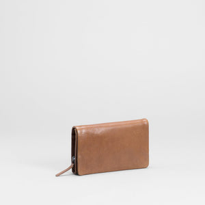 Elk Wallet Fiola Tan