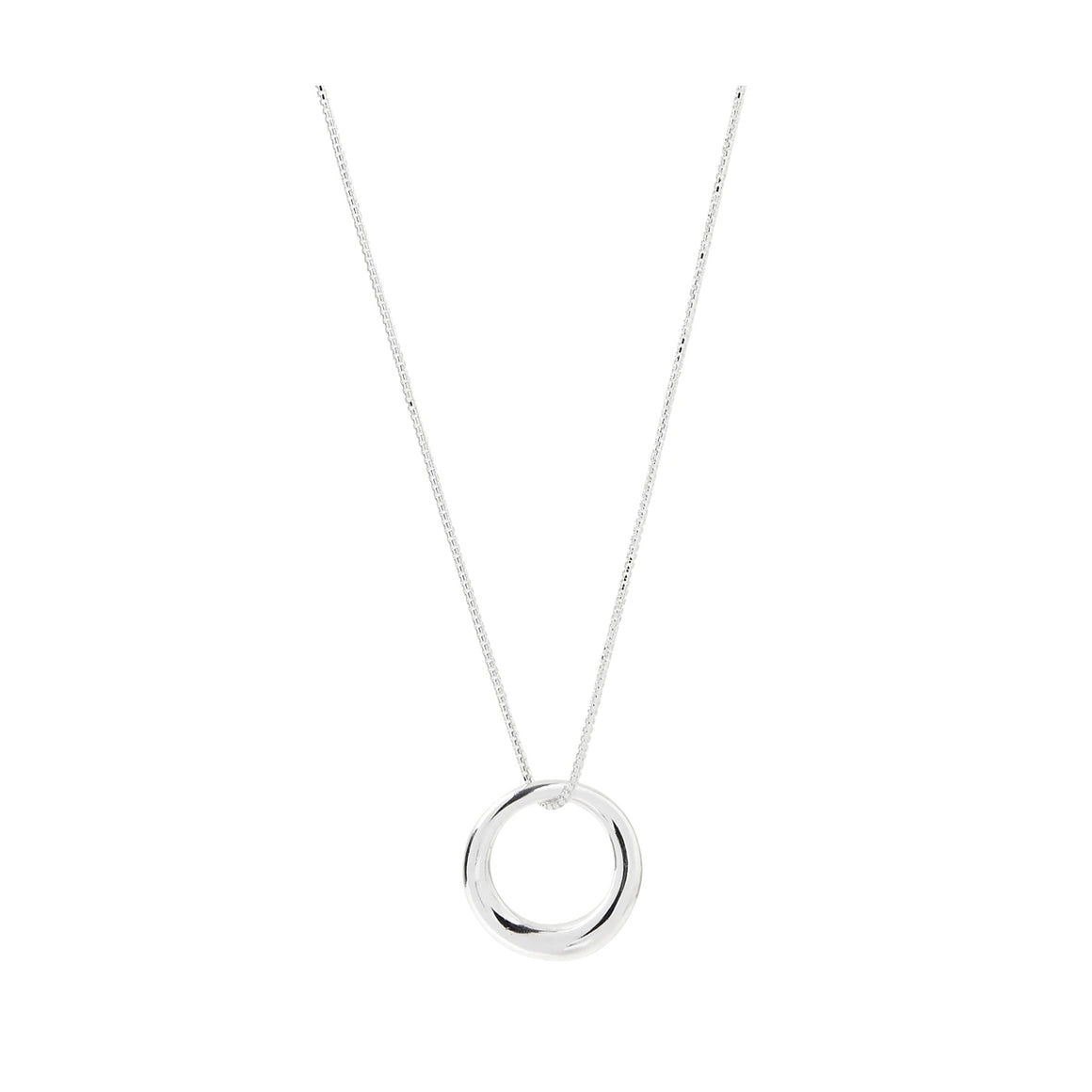 Najo - Halo Silver necklace
