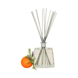 Flower Box - Diffuser Orange & Lavender