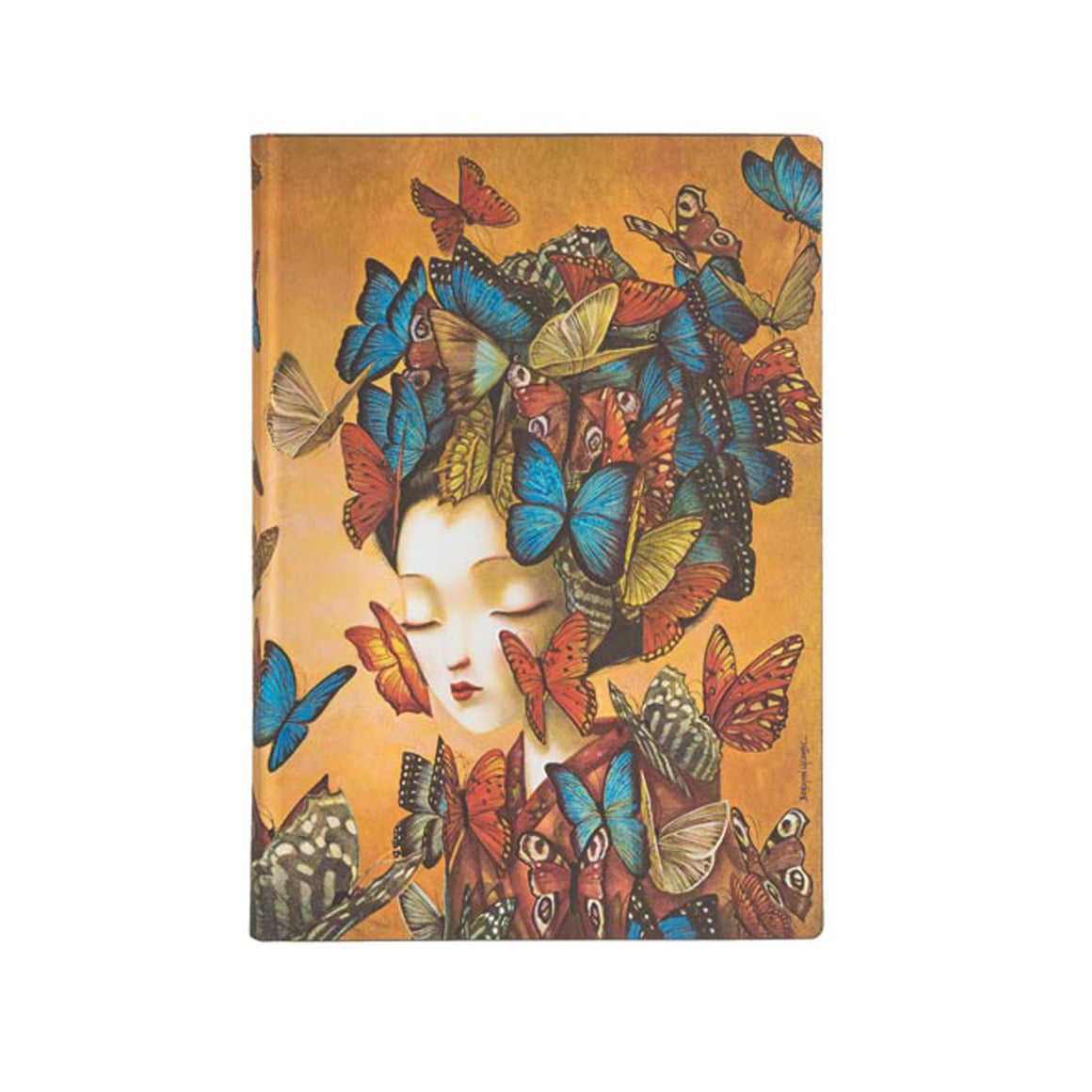 Paperblanks - Softcover Madame Butterfly