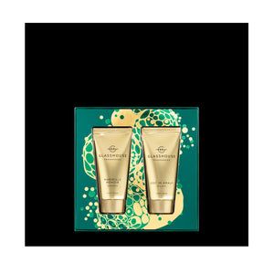 Glasshouse  - Hand Cream Duo Amalfi Marseille 50ml